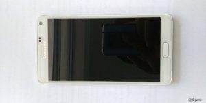Samsung Galaxy Note 4 Trắng N910C, còn tem zin của SSVN