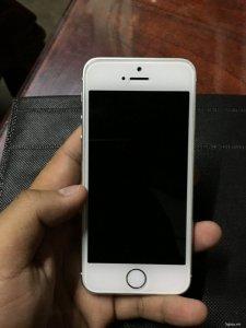IPhone 5S 16Gb Sliver ( Bạc ) - Zin 99% Vân Tay Nhạy - Quốc Tế Mỹ
