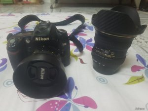 Nikon D90 + 50 f1.8d + Tokina 12-24