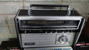 Radio Sony CRF 5100