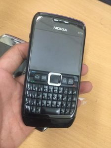 Nokia E71 và Nokia E72 nguyên zin chính hãng