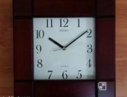 Đồng hồ treo tường của Nhật