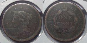 Xu Mỹ 1 cent loại to