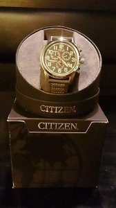 Citizen new 100%
