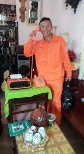 chất độc màu da cam.