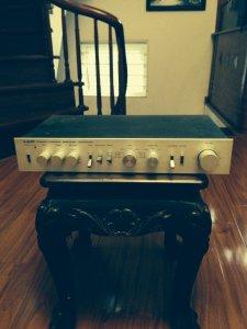 Lo-d stereo control amplifier hca-6500