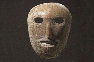 Chiêm ngưỡng những chiếc mặt nạ có từ thời đồ đá cách đây 9.000 năm