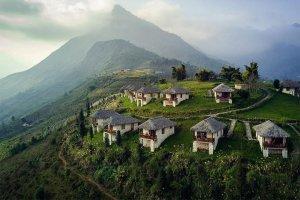 Ngôi làng Hobbit tại Sapa bạn đã đi chưa – Review Sapa Topas Ecolodge