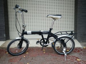 Xe đạp xếp hiệu Chevrolet - Hàng bãi Nhật