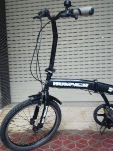 Xe đạp xếp hiệu Hummer - Hàng bãi Nhật