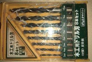 Mũi khoan gỗ nội địa nhật