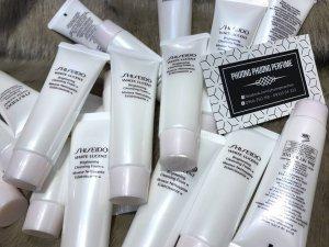 Sữa rửa mặt Shiseido White Lucent 30ml