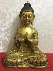 Chào tháng mới với tác phẩm: Phật Thích Ca rất đẹp và thần thái. Mời Ace hữu duyên thỉnh Phật ạ! Chấ