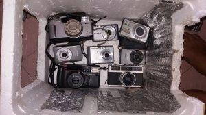 Cần bán gấp một số máy ảnh cổ
