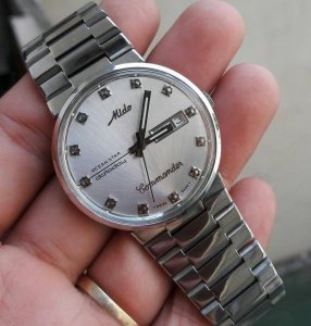 Đồng hồ mido commander nguyên bản thuỵ sĩ