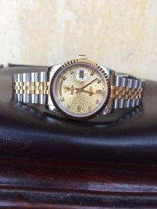 đồng hồ rolex day date 6 số 118238 bọc vàng 18k