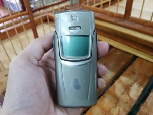 Nokia 8910 Cát Cháy Đẹp 85% nguyên zin sơn zin