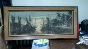 Cần bán bức tranh xưa..!!!!!!!