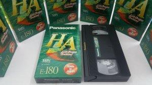 Băng Video VHS đã có chương trình nhạc vàng (Băng mới nguyên 100%, chưa bao giờ được sử dụng)