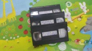 3 cuốn băng Video VHS tuyển chọn tiếng hát Duy Khánh - Thanh Tuyền 2 - Như Quỳnh 2.