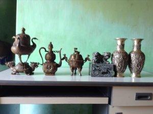 giao lưu bộ sưu tập chuẩn cổ thời tuyên đức đại minh được dùng trong cung đình xưa