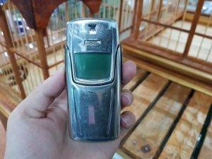 Nokia 8910 inox đẹp 97% máy đẹp nguyên zin
