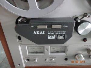 Đầu cối Akai GX - 215D