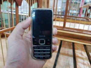 Nokia 6700 nguyên zin inox màu bạc đẹp 98%