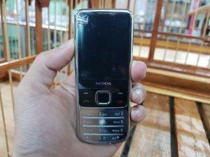 Nokia 6700 inox nguyên zin không trầy xước đẹp 98%
