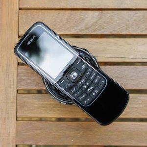 Điện thoại Nokia 8600 luna ánh trăng fullbox