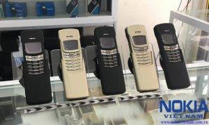 Điện thoại Nokia 8910 VÀ Nokia 8910i chính hãng nguyên zin