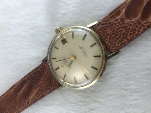 Omega Seamaster Deville Automatic gold filled 14k Cal563