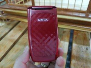 Nokia 2650 màu đỏ hàng nguyên zin chính hãng đẹp 95%
