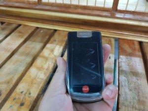 Nokia 6600F màu đen rất đẹp và cá tính đẹp 95% MS 2206