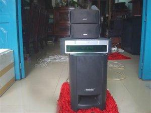 Bộ âm thanh Bose AV 3-2-1 media center