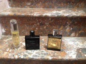 Nước hoa Chanel bleu, Boss, Burbery - sứ quán Anh
