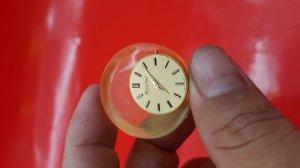 Đồng hồ Lucien Picard nữ vỏ vàng khối 14k xưa chính hãng