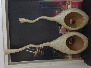 Bán 2 cặp bình hiện đại và bằng vỏ ốc