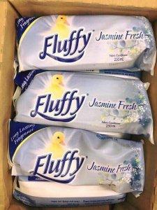 Nước xả vải và làm thơm tủ quần áo Fluffy 250ml của Úc