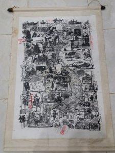 Bản đồ hành chính việt nam lào cappuchia
