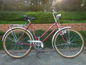 Xe đạp cổ điển NSU ( Made in Germany )