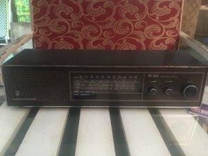 Radio Grundig của Tây ban nha