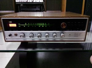 Ampli Sansui Solid State 800, Ampli Sansui QR 4500