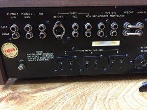 Amly pioneer sx-727
