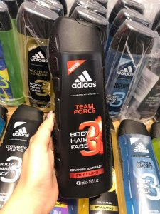 Sữa tắm Adidas 3in 1 - 400ml