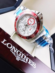 Longines Hydroconquest ChronoGraph Brand New 100% Full Box