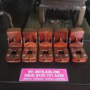 hộp đựng thuốc lá , gạt tàn , để quẹt đa năng kt : dài 14 cao 10 rộng 7 gỗ hương ☎️ 0979.839.286