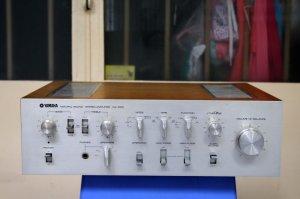 Amplifier YAMAHA CA-1000 Claas A vỏ cây