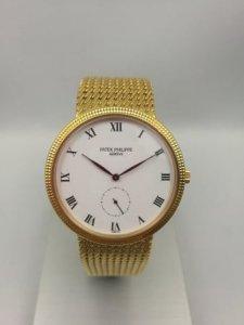 Cần bán đồng hồ patek vàng đút 18k