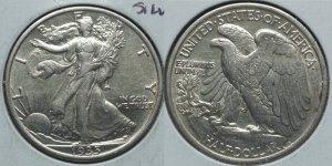 Xu Mỹ loại half dollar